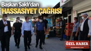 ŞEMDİNLİ'DE DENETİMLER SÜRÜYOR