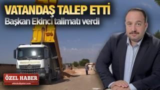 Viranşehir Belediyesi'nde sıkı çalışma dönemi