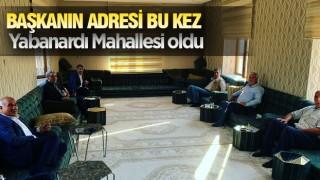 Başkan Karamehmetoğlu, Muhtarları Dinledi