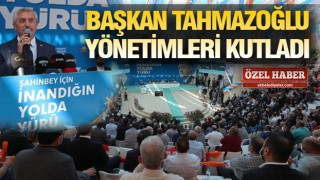 GAZİANTEP'TE KONGRE COŞKUSU