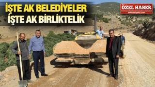 İSLAHİYE'DE ÇALIŞMALAR HIZ KAZANDI