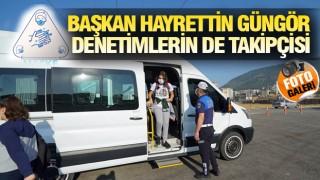 KAHRAMANMARAŞ'TA DENETİMLER BAŞLADI