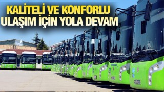 KOCAELİ'DE 109 OTOBÜS ALINACAK