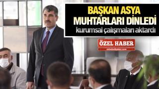 MUŞ'TA BİRLİK VE BERABERLİK VAR