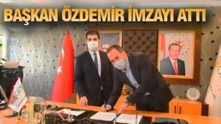 NİĞDE'YE MODERN EKMEK TESİSİ