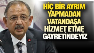 ÖZHASEKİ KAYSERİ'DEN SESLENDİ