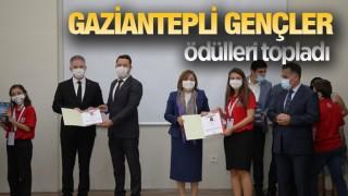 TEKNOFEST'TE GAZİANTEP BAŞARISI