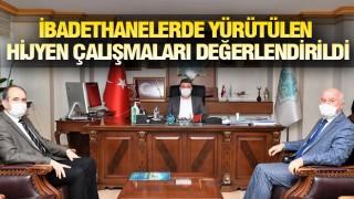 AKSARAY ORTAK PAYDADA BULUŞUYOR