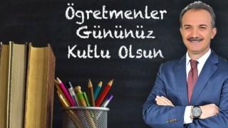 Başkan Kılınç'tan 24 Kasım Mesajı