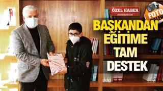 ÇERMİK'TE GENÇLERE TABLET DESTEĞİ