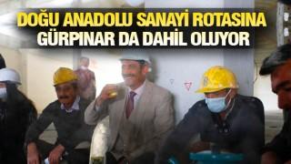 """GÜRPINAR """"SANAYİDE BEN DE VARIM"""" DİYOR"""