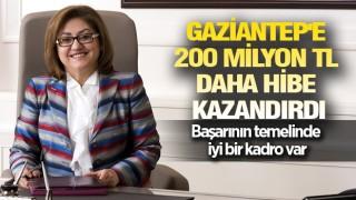 HİBE AVCISI GAZİANTEP