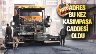 Tatvan Belediyesi asfalt serim çalışmalarına devam ediyor