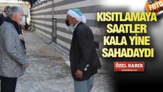 ÇERMİK'TE PANDEMİ HASSASİYETİ