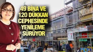 GAZİANTEP'İN ÇEHRESİ DEĞİŞİYOR