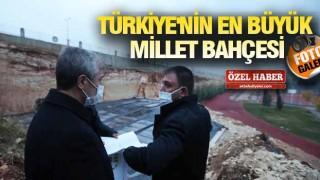 ŞAHİNBEY'E 7 TENİS SAHASI DAHA