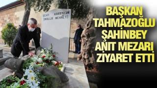 ŞAHİNBEY'E YAKIŞIR KUTLAMA