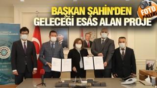 'AKILLI ŞEHİRLER'DE GAZİANTEP FARKI