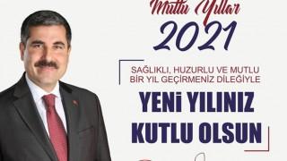 BAŞKAN ASYA'DAN 2021 YILI MESAJI