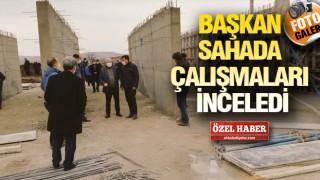 ÇERMİK'TEKİ DEĞİŞİM SÜRÜYOR