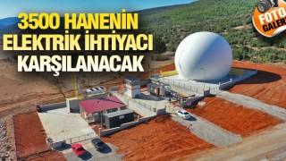 DENİZLİ'DE ENERJİ YATIRIMLARI SÜRÜYOR