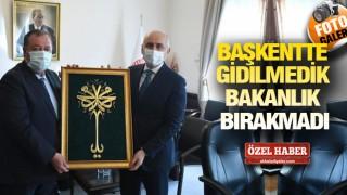 BAŞKENT'TEN KİLİS'E MÜJDELİ HABERLER