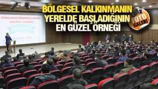 GÜRPINAR'DA ÖNCELİK İSTİHDAM