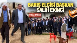 VİRANŞEHİR'DEKİ HUSUMET BARIŞLA SON BULDU