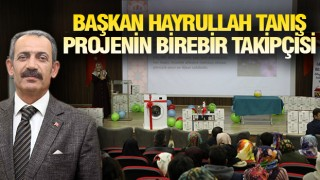 GÜRPINAR'DA HEDEF 'GÜÇLÜ AİLE'