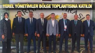 BAŞKAN ALBAYRAK ŞIRNAK'TA
