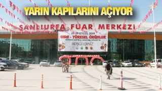 FUAR ŞEHRİ ŞANLIURFA