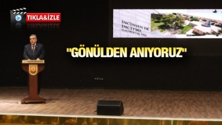 HACI BEKTAŞ-I VELİ ŞANLIURFA'DA ANILDI
