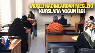 MUŞ'TA KADINLARA POZİTİF AYRICALIK